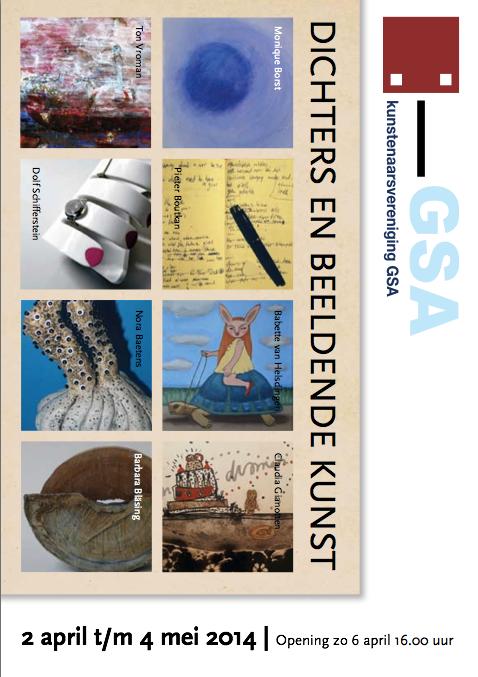 Lees meer op de site van de GSA Galerie.